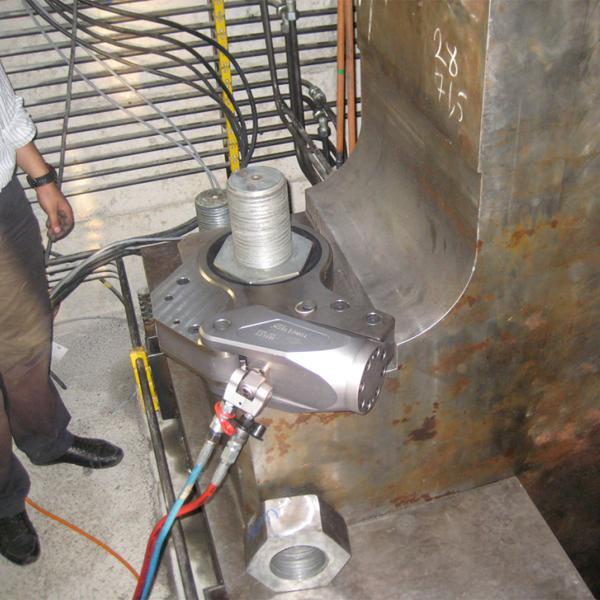 Chaves de torque hidráulico