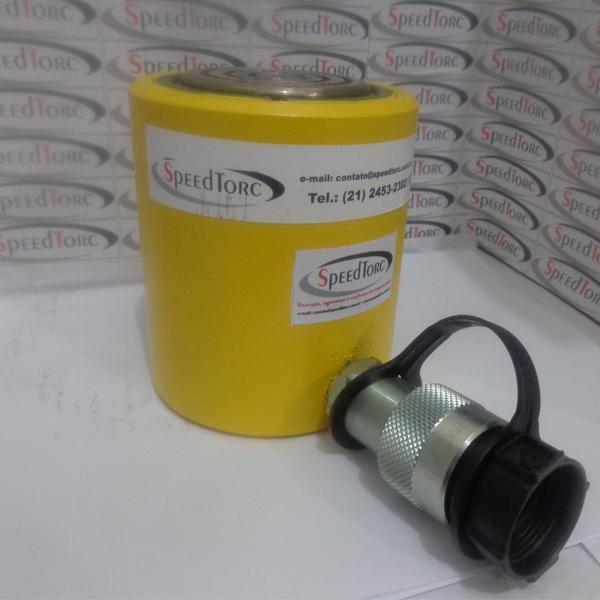 Manutenção de cilindros hidraulicos