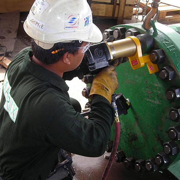 Torqueadeira pneumática