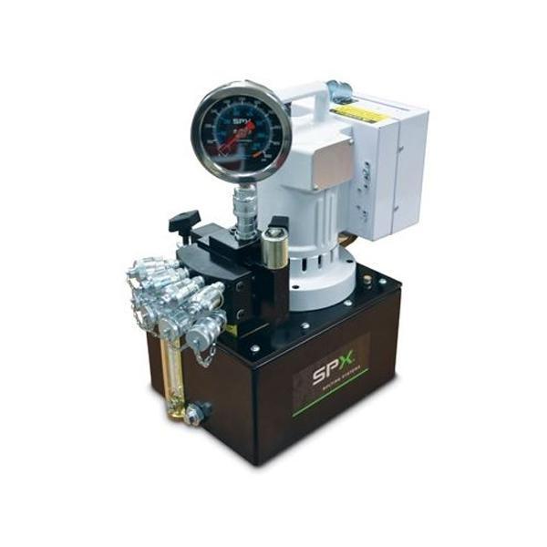 Unidade hidráulica elétrica