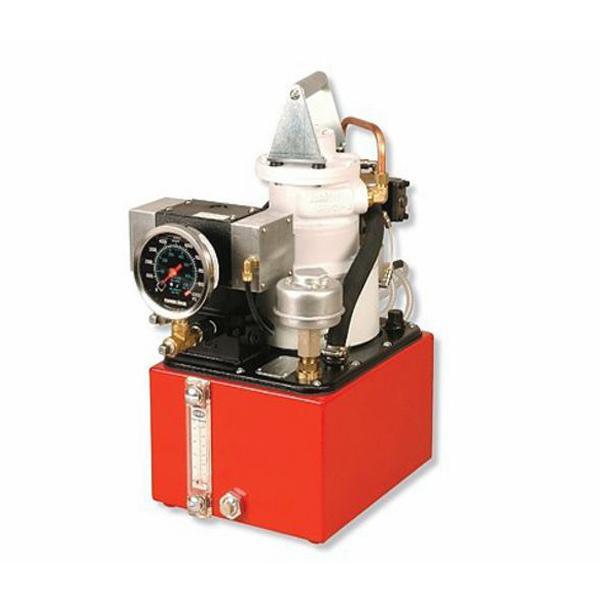 Unidade hidraulica pneumatica